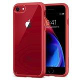 Spigen Ultra Hybrid 2 iPhone 8 hoesje Rood