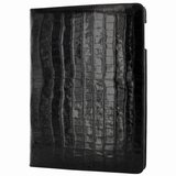 Piel Frama Cinema iPad 3/4 Croco Black