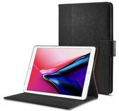 Spigen Stand Folio iPad 2018 / 2017 hoesje Zwart