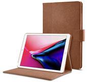 Spigen Stand Folio iPad 2018 / 2017 hoesje Bruin