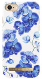 iDeal of Sweden iPhone 8/7 hoesje Blue Orchid