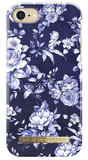 iDeal of Sweden iPhone 8/7 hoesje Blue Bloom