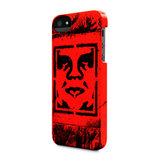 Incase Snap case iPhone 5/5S Shepard Fairey Stencil Red