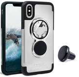 Rokform Crystal iPhone X hoesje Transparant