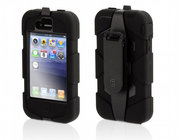 Griffin Survivor Extreme Duty case iPhone 4/4S Black