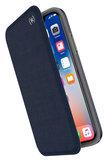 Speck Presidio Folio iPhone X hoesje Blauw