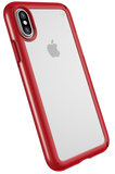 Speck Presidio Show iPhone X hoesje Rood