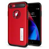 Spigen Slim Armor iPhone 8 hoesje Rood