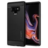 Spigen Rugged Armor Galaxy Note 9 hoesje Zwart