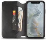 Moshi Overture iPhone Xs Max hoesje Zwart