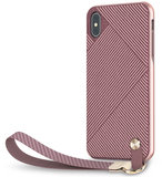 Moshi Altra iPhone Xs Max hoesje Roze