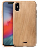 LAUT Pinnacle iPhone Xs Max hoesje Lichtbruin