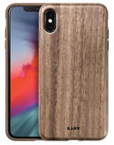 LAUT Pinnacle iPhone Xs Max hoesje Bruin
