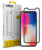SoSkild Double Glass iPhone Xs Max screenprotector