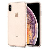 Spigen Liquid Crystal iPhone XS Max hoesje Glitter