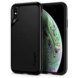 Spigen Neo Hybrid iPhone XS hoesje Zwart