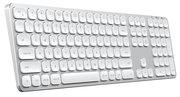 Satechi Aluminium Bluetooth toetsenbord Zilver