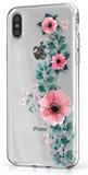 BeHello Gel iPhone Xs Max hoesje Flower