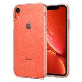 Spigen Liquid Crystal iPhone Xr hoesje Glitter Roze