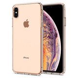 Spigen Liquid Crystal iPhone XS Max hoesje Doorzichtig