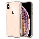 Spigen Slim Armor Crystal iPhone XS Max hoesje Doorzichtig