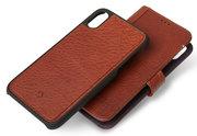 Decoded 2 in 1 WalletiPhone XR hoesje Bruin