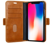 dbramante1928 Copenhagen iPhone XR Wallet hoesje Tan