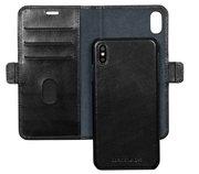 dbramante1928 Lynge 2 in 1 iPhone XR Wallet hoesje Zwart