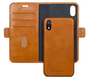 dbramante1928 Lynge 2 in 1 iPhone XR Wallet hoesje Tan