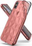 Ringke Air Prism iPhone XS hoesje Rose