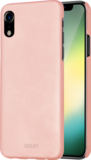 Azuri Metallic iPhone XR hoesje Rose