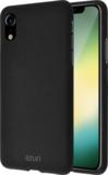 Azuri Sand iPhone XR hoesje Zwart