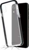 Azuri Bumper iPhone XR hoesje Zwart