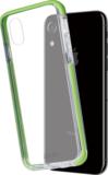 Azuri Bumper iPhone XR hoesje Groen