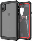 Ghostek Nautical 2 iPhone XR waterdicht hoesje Rood