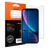Spigen GlastR iPhone XR Glass screenprotector