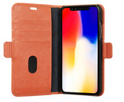 dbramante1928 Mode Milano iPhone XR Wallet hoesje Rose