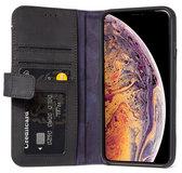 Decoded Card WalletiPhone Xr hoesje Zwart
