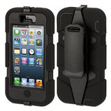 Griffin Survivor Extreme Duty case iPhone 5C Black