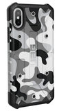 UAG Pathfinder iPhone XS hoesje Wit Camo