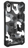 UAG Pathfinder iPhone XR hoesje Wit Camo