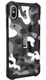 UAG Pathfinder iPhone XS Max hoes Wit Camo