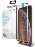 BodyGuardz Pure 2 Edge Glass iPhone XS screenprotector