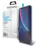 BodyGuardz Pure 2 Glass iPhone XR screenprotector