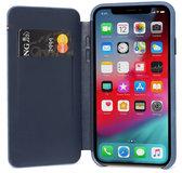 Decoded Slim WalletiPhone XR hoesje Blauw