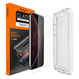 Spigen GlastR EZ Fit iPhone 11/  XR Glass screenprotector