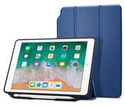 Spigen Smart Fold iPad 2018 / 2017 hoesje Blauw