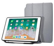 Spigen Smart Fold iPad 2018 / 2017 hoesje Grijs
