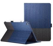 ESR Slim iPad 2018 + Pencil hoes Blauw / Zwart