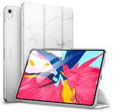 ESR Marble iPad Pro 11 inch hoesje Wit